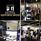 Be-Tech Joined Hotel Suppliers Show 2015